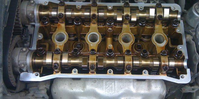 Замена прокладки клапанной крышки двигателя Chevrolet Lacetti