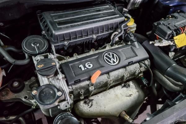 Двигатель 1.6 CFNA